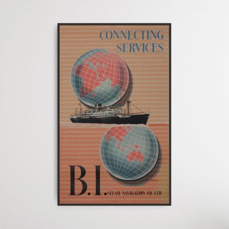 Connecting Services - B.I. Steam Navigation
