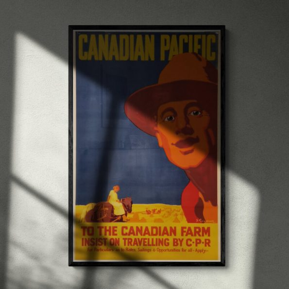 Canadian_Pacific_Abstract_shadow_silhouette_on_bare_wall