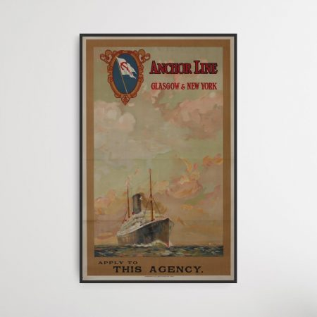 Anchor Line poster