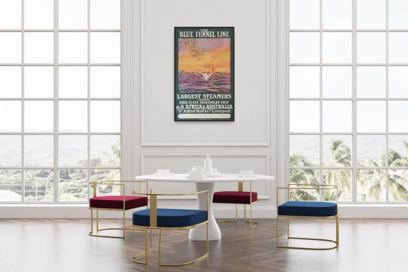 blue-funnel-lines-south-africa-australia-poster