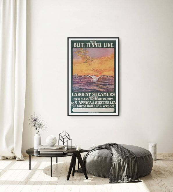 blue-funnel-lines-south-africa-australia-poster3